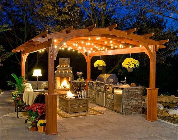 Beauty of a Pergola