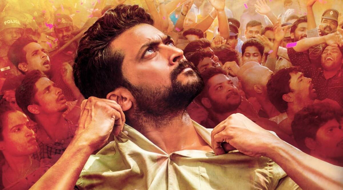 Best Political Movies: NGK (Suriya)